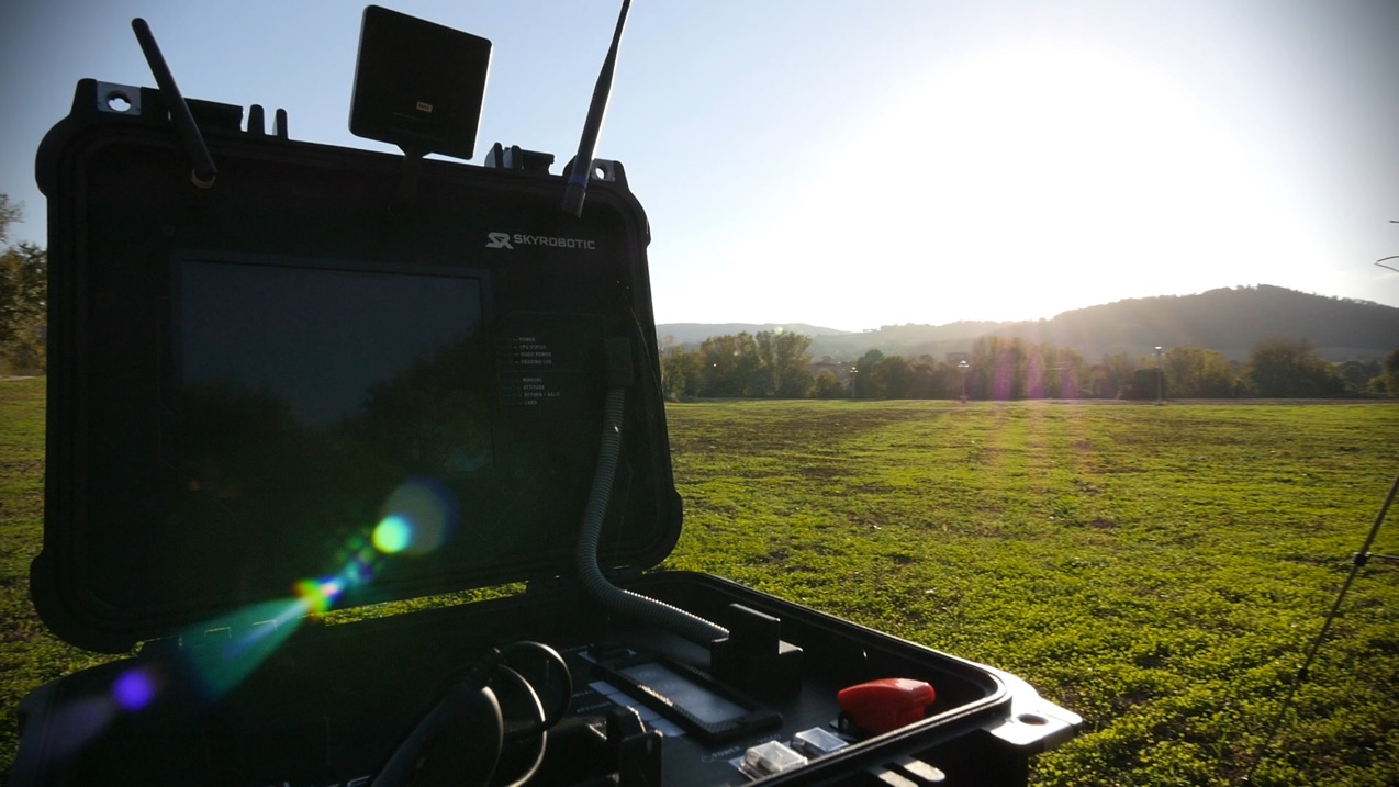 Precision Farming – Skyrobotic