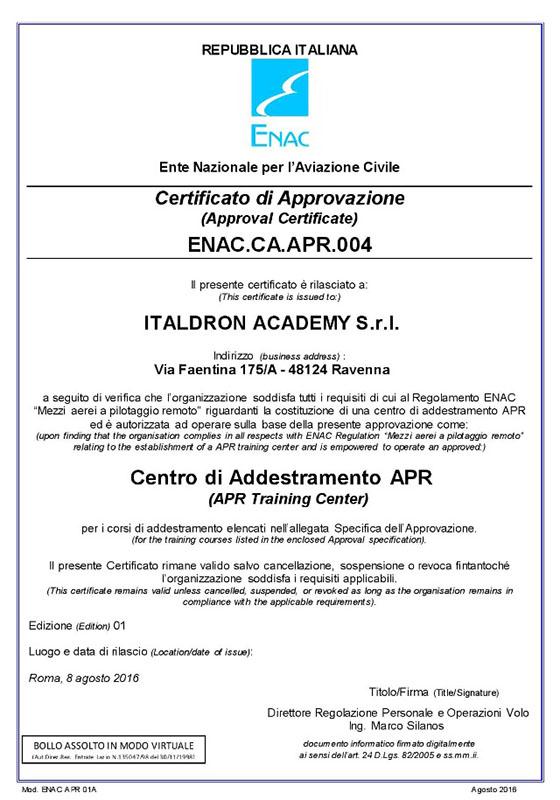 Certificato 01