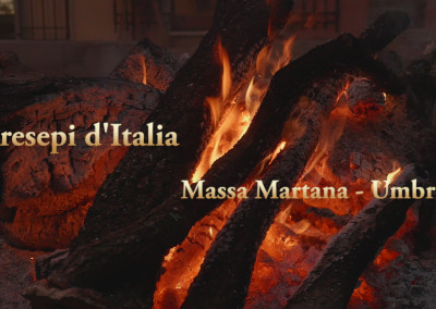 Presepi d'Italia 2015 // Massa Martana // Umbria