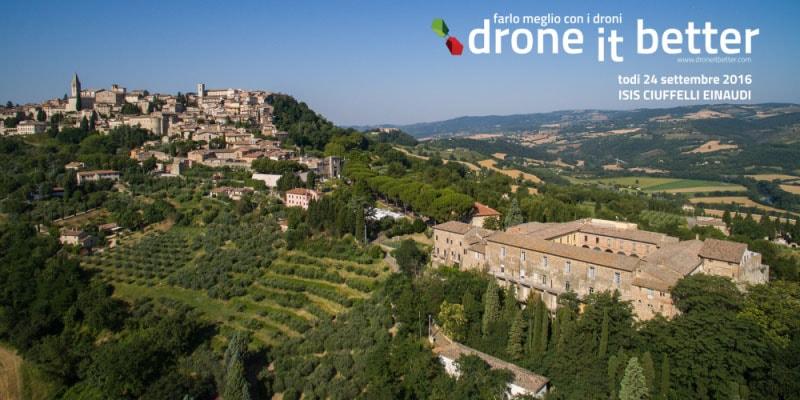 Droinwork al DiB di Todi il 24 Settembre 2016 – Su Tech Economy