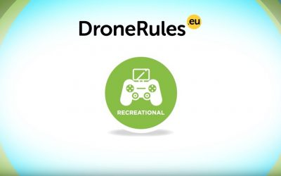 Le buone regole per l'uso ludico dei piccoli droni – EASA