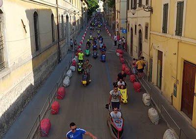 Corsa dei Vaporetti | Spoleto 2017